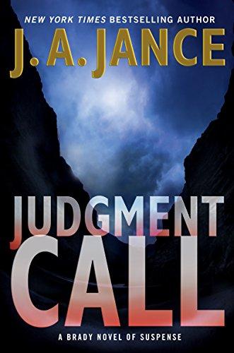 Judgment Call: A Brady Novel of Suspense (Joanna Brady Mysteries) (Morrow Kick)