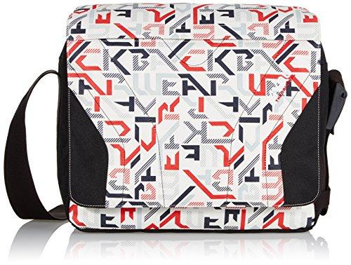 4YOU Praktische Schultertasche »Messengerbag - Minidots«