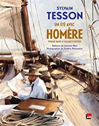 Un voyage avec Homère par Sylvain Tesson