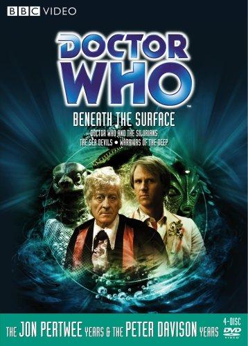 Preisvergleich Produktbild Doctor Who: Beneath The Surface (4pc) / (Std Sub) [DVD] [Region 1] [NTSC] [US Import]