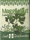 Maggikraut-Saatgut | Samen des Maggikraut/Liebstöckel für den Garten, Balkon oder Terrasse | zum Selbstpflanzen!