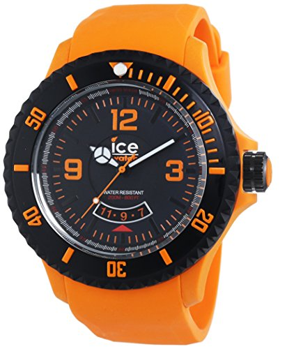 Ice-Watch Herren - Armbanduhr Ice Surf Analog Quarz Silikon DI.OE.XB.R.11 (Surf-uhr-digital)
