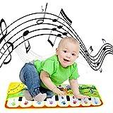 Wokee Neue Touch Play Keyboard Musical Musik Singen Gym Musik Teppich Klavier Musik Game Pad Touch Pad Teppich Matte Beste Kinder Baby Geschenk Baby Kleinkind Spiele Matten