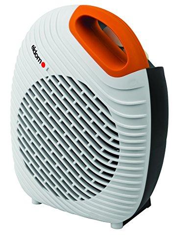 Termoventilador Electrico ELDOM HL11 Blanco, Potencia 2000W