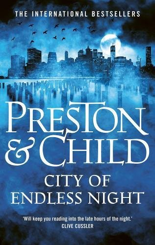 City of Endless Night (Agent Pendergast)