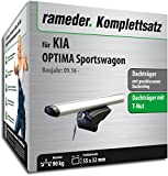 Rameder Komplettsatz, Dachträger Pick-Up für KIA Optima Sportswagon...