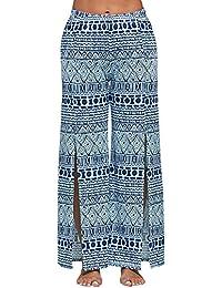 Beiläufige Lose Harem Hosen Frauen 2019 Elastische Taille 3D Floral Ethnische Hosen Pumphose Hose Sommer Strand Böhmischen Streetwear