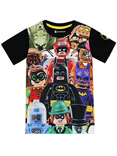 LEGO Batman Jungen Batman T-Shirt 122 -
