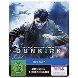 Dunkirk Steelbook [Blu-ray]