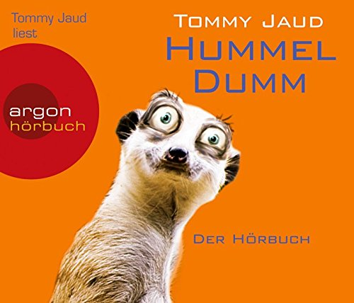 Buchcover Hörbestseller: Hummeldumm: Der Hörbuch