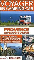 Voyager en camping-car : Provence-Alpes-Côte d'Azur