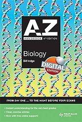 A-Z Biology Handbook + Online 4th Edition (Complete A-Z)