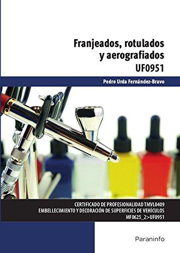 Franjeados, rotulados y aerografiados por PEDRO URDA FERNÁNDEZ-BRAVO