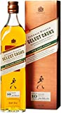 Johnnie Walker 10 Years Old Select Casks Rye Cask Finish Plus GB Whisky (1 x 0.7 l)