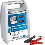 Cartrend 7740012 Batterieladegerät 12 Ampere, umschaltbar 6/12 Volt