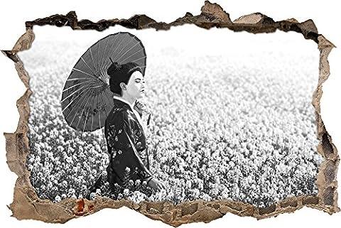 Geisha Idées De Maquillage - Geisha dans le domaine de l'art B