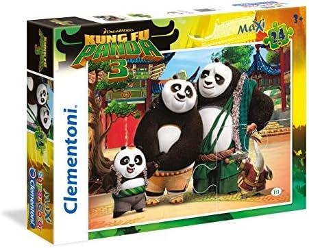 CleHommes toni toni toni - 244751 - Maxi Puzzle - Kung Fu Panda 3 - 24 Pièces | Conception Moderne  9e3f9b