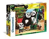Clementoni 24475.1 - Kung Fu Panda 3, Puzzle