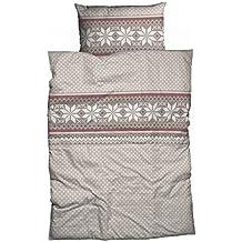 Suchergebnis Auf Amazonde Für Bettwäsche 220x240 Biber