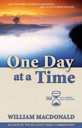 One Day at a Time: Paperback