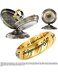 Lord Of The Rings - One Ring Stainless Steel- Gold US size 10