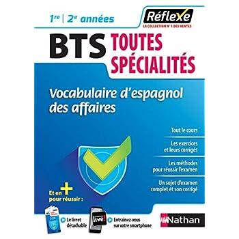 Vocabulaire d'espagnol des affaires - BTS - Guide