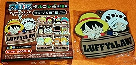 ONE PIECE Rubber Strap Collection Tarukore 10th edition Rufiro straw store jump shop
