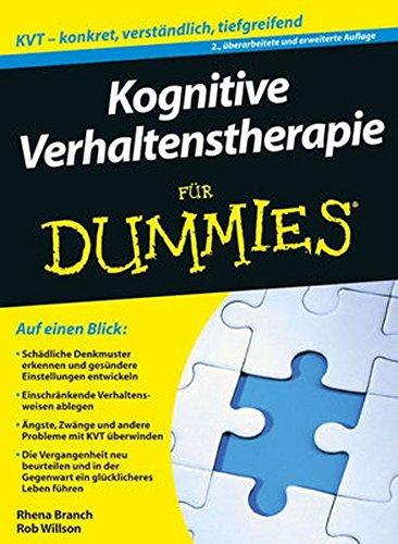 Kognitive Verhaltenstherapie für Dummies