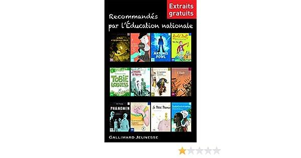 EXTRAITS - Romans incontournables Gallimard Jeunesse (French Edition)