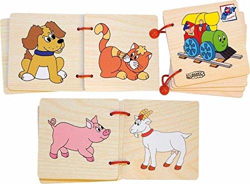 Imágenes Libro Libro del bebé Libro de bebé de Madera Libro Kinderland