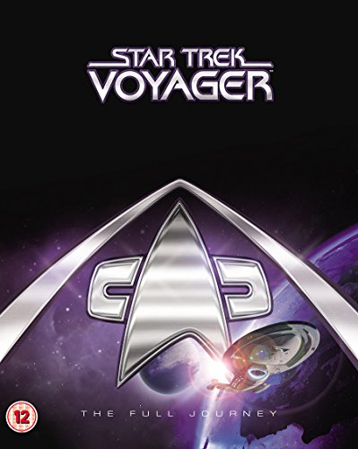 Star Trek Voyager: The Complete Collection Komplette Serie Staffel 1-7 EU-Import mit Deutscher Tonspur! (Star Trek Staffel 5)