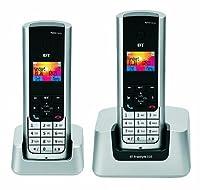 BT Freestyle 310 Single DECT Cordless Phone - Black/Silver
