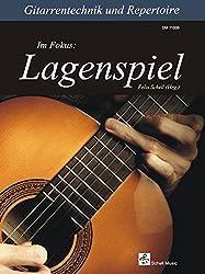 Gitarrentechnik & Repertoire - Im Fokus: Lagenspiel (Gitarre Noten Unterricht)
