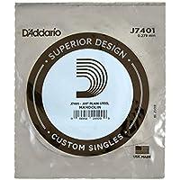 D'Addario J7401 - Cuerda para mandolina de acero, 1ª cuerda.011