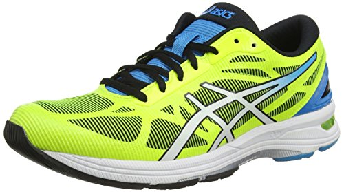 Asics Gel-ds Trainer 20 Nc, Chaussures de Running Entrainement Homme Jaune (flash Yellow/white/turquoise 0701)