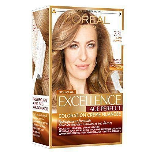 loreal-coloration-age-perfect-by-excellence-blondes-731-blond-caramel