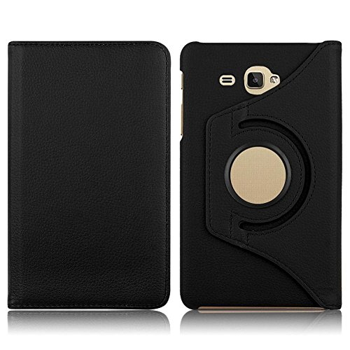 Generic Samsung Galaxy J Max Tablet Pu Leather Rotating 360 Degree Smart Case Cover