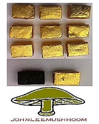 1400 grammes Pu erh brique de thé noir fermenté mini Tuocha dans l'emballage de sac