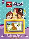 LEGO Friends, Le grand livre d'activités - Amis pour la vie