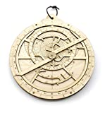 Laser-Deko Bausatz Astrolabium