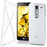 LG Zero Hülle Silikon Transparent Klar [OneFlow Clear