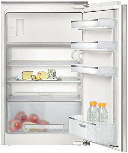 Siemens KI18LV51 iQ100 Einbau-Kühlschrank / A+ / Kühlteil: 112 L / Gefrierteil: 17 L / safetyGlass / Flachschanier