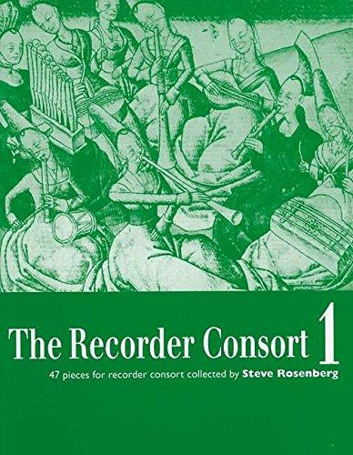 Recorder Consort 1 Flûte a Bec