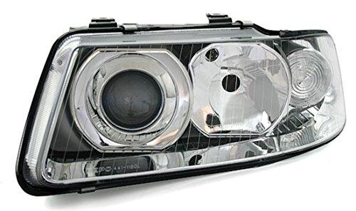 Preisvergleich Produktbild AD Tuning GmbH & Co. KG 960627 Scheinwerfer H1 / H7,  Linke Seite (Fahrerseite)