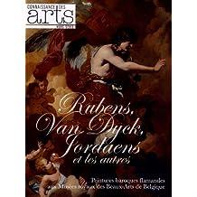 Connaissance des Arts, Hors-série N° 548 : Rubens, Van Dyck, Jordaens et les autres : Peintures baroques flamandes aux Musées royaux des Beaux-Arts de ... au 3 février 2013 au musée Marmottan, Paris