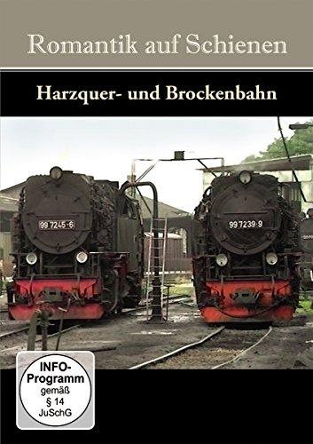 Romantik auf Schienen-Harzquer-und Brockenbahn