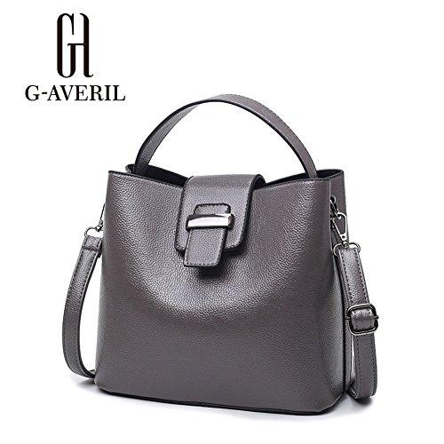 Bag Borse Spalla Gaveril A 2018 Tote Donna Borsa Tracolla Pell X4O4xp