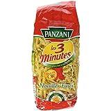 Panzani Pâtes Les 3 Minutes Nouilles Fines 500 g - Lot de 6