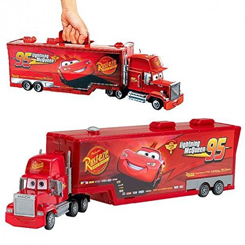 Disney Cars 2 - Mack Truck Cast Sammelkoffer Tragekoffer