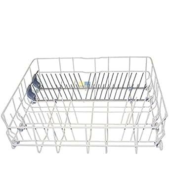 Bosch 00203987MGD/Siemens Neff Panier inférieur avec roulettes pour lave-vaisselle